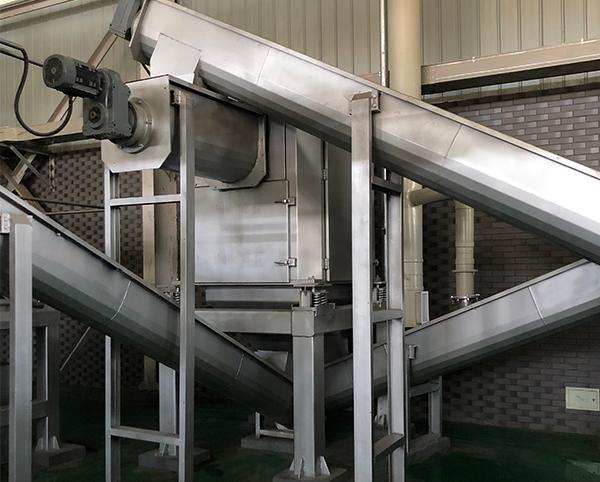 细分制浆调浆系统